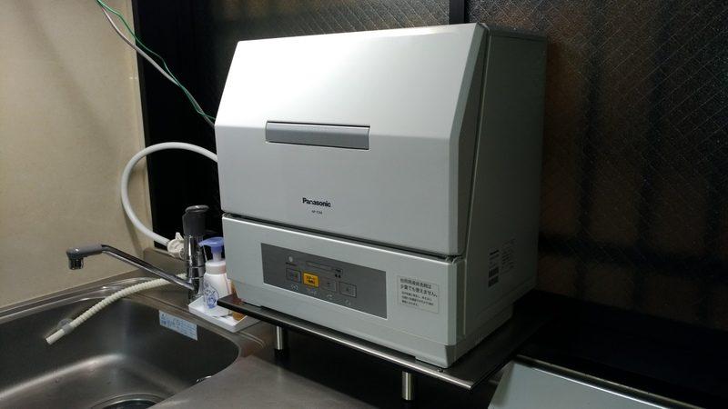 食洗機 NP-TCR4