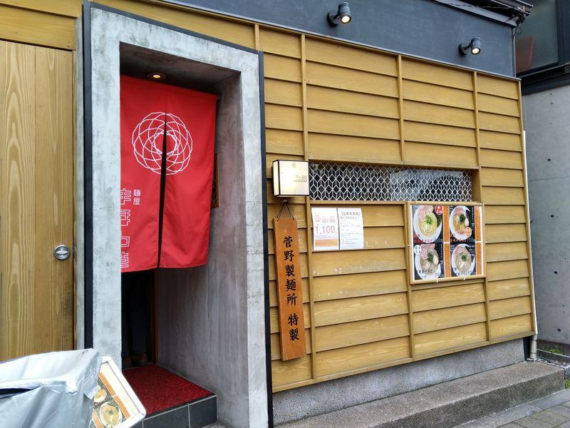 JR蒲田駅東口から徒歩10分弱の場所にあります。