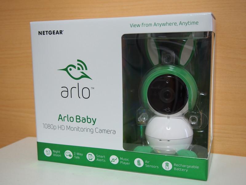 Arlo Babyのアイキャッチ画像
